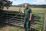 Robert Kynaston Nature of Farming winner